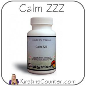 Calm ZZZ by Evergreen Herbs