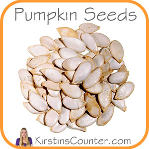 Health properties of pumpkin seeds
